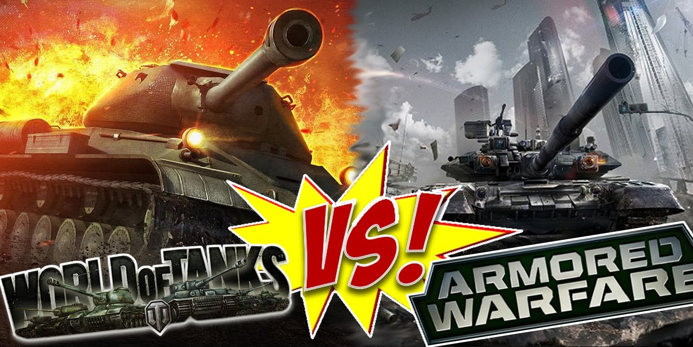 Armored Warfare vs WoT