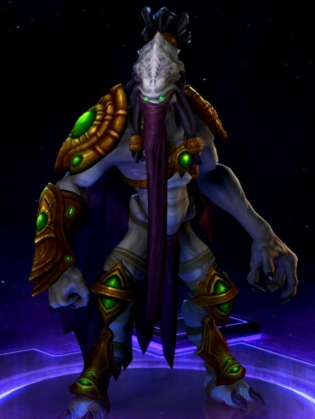 Heroes of the Storm Zeratul
