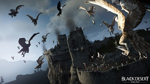 Free-to-play MMORPG - Black Desert