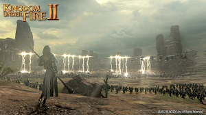 Бесплатное PvP Kingdom Under Fire 2