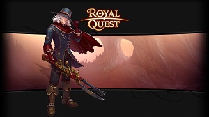 Русская фри-ту-плей MMO Royal Quest