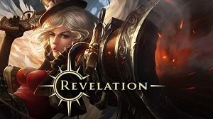MMORPG PvE - Revelation