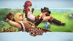 Русская MMO Royal Quest