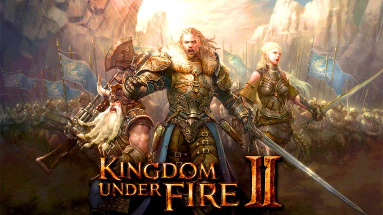 PvP MMORPG Kingdom Under Fire 2