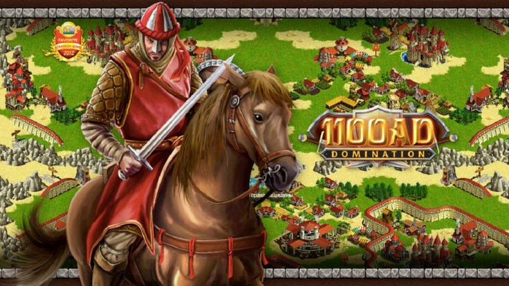 Онлайн-игра 1100AD Domination