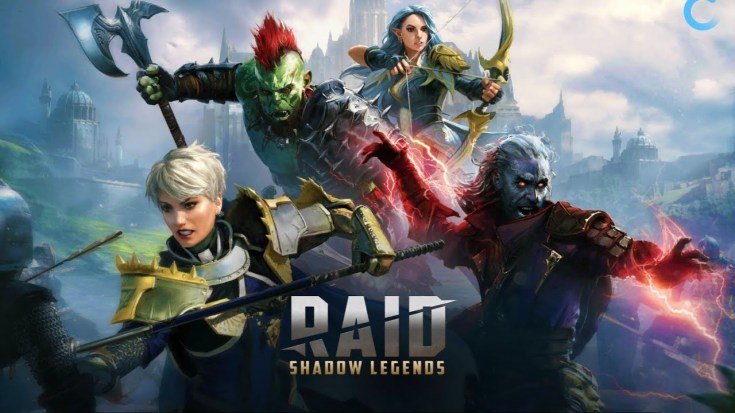 игра RAID: Shadow Legends