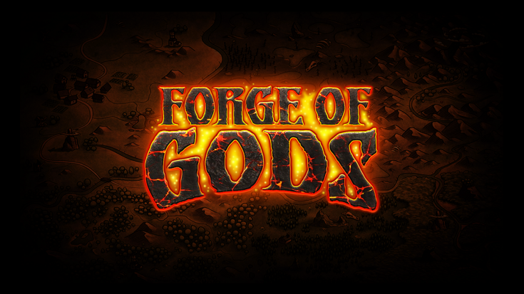 Онлайн-игра Forge of Gods