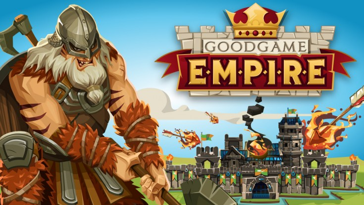 Онлайн-игра Good Game Empire
