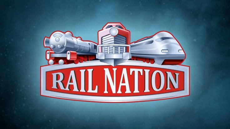 Онлайн-игра Rail Nation