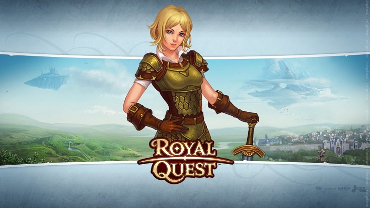 Онлайн-игра Royal Quest