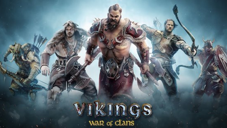 игра Vikings: War of Clans