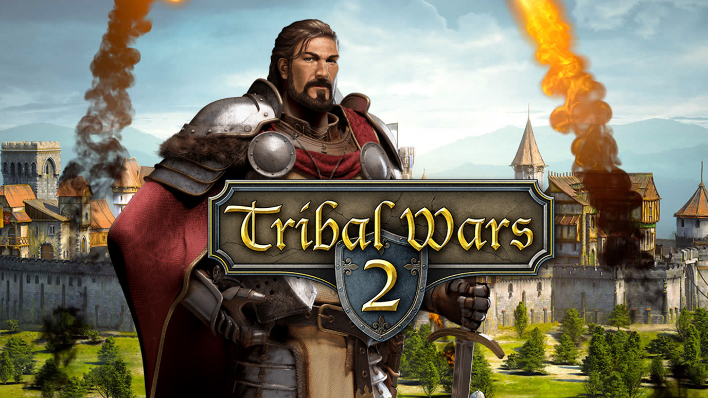 Онлайн-игра Tribal Wars 2